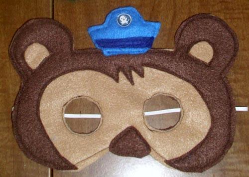 immedium  news  the octonauts  crafty felt masks