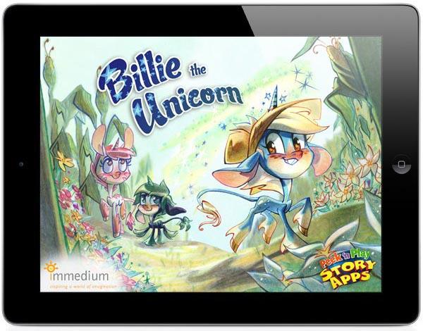 Billie the Unicorn
