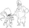 Hook & Long John Silver